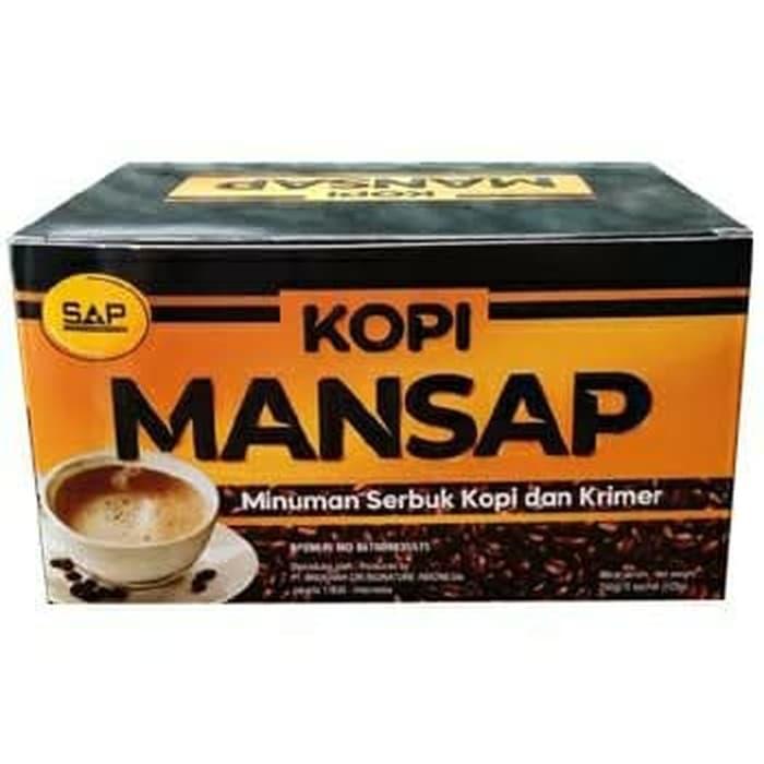 Kopi Mansap